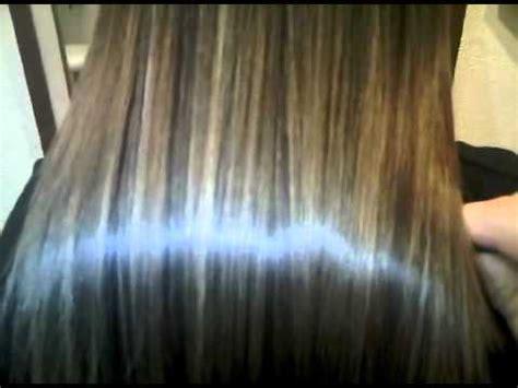 como hacer highliths en el cabello cabello con mechas hidratado por andres aragon youtube