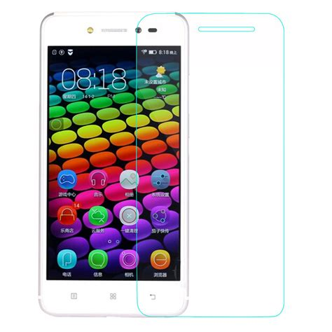 Smile Tempered Glass Lenovo Livo S90 Sisley 0 26mm clear explosion proof front lcd tempered glass for lenovo s90 sisley s90 t s90 a s90u s