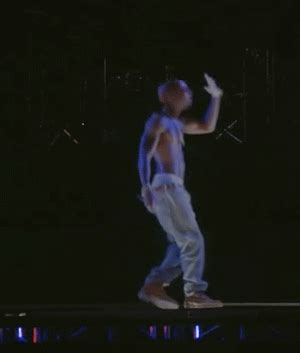 tupac at coachella rapper comes alive via hologram to jadakiss says biggie hologram is on the way via diddy