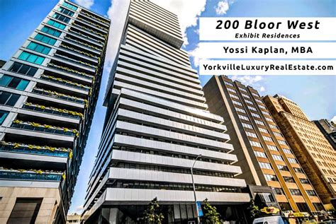 Is Kaplan Mba Worth It by Toronto Condos For Sale By Yossi Kaplan Mba