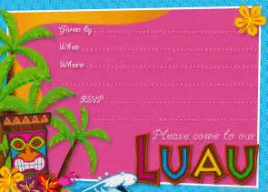 planning center free printable hawaiian luau