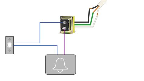 door chime wiring diagrams door lock relay diagram