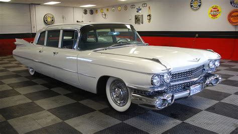 1959 Cadillac Limousine by 1959 Cadillac Limousine J138 1 Kissimmee 2017