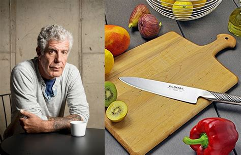 anthony bourdain knife this is anthony bourdain s favorite chef s knife la times