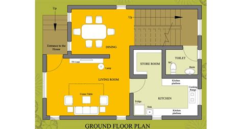 small house plans in india small size house plans india