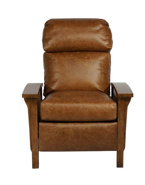 saddle leather recliner barcalounger craftsman ll vintage reserve leather recliner
