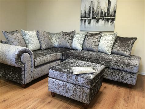crushed velvet couch velvet sofa using velvet sofa can be best choice