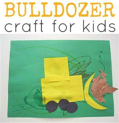Construction Paper Crafts For Kindergarten - 25 best ideas about construction theme preschool on