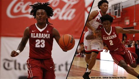 collin sexton collin sexton petty s 1st official at alabama