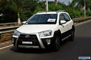 Toyota Etios Cross Toyota Etios Cross Review Images Details And Specs