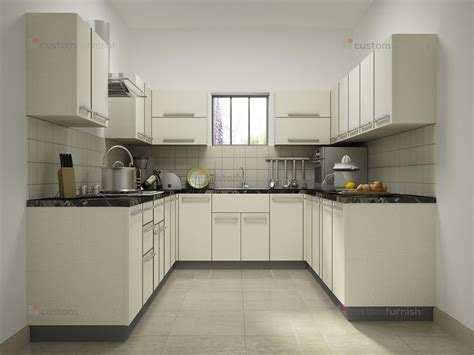 L Shaped Kitchens modular kitchen designs