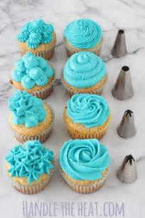 simple cupcake decorating cupcake decorating tips handle the heat