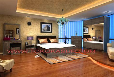 Ranjang Rak Sepatu Nakas Bedroom Set Mini kamar set dakota sliding toko kasur bed murah