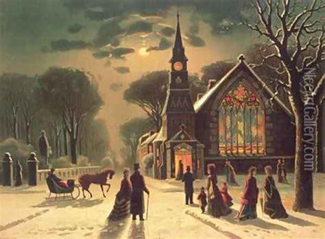 linda  painted christmas