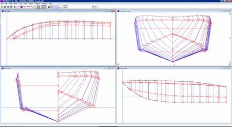 boat hull fusion 360 where to get free canoe hull design software velera