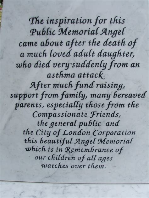 words of comfort for the family of the sick about our angela s web site