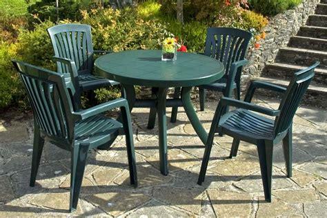 patio furniture resin resin garden furniture garden trends
