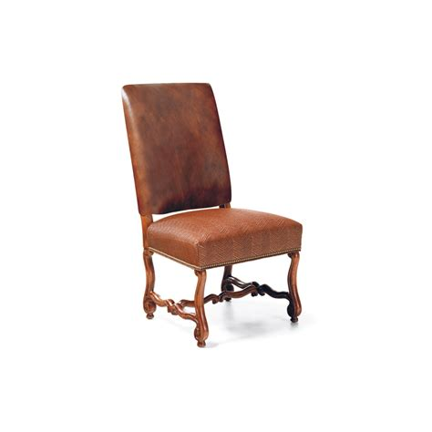 hancock and dining chairs hancock and 9824 lester dining side chair discount