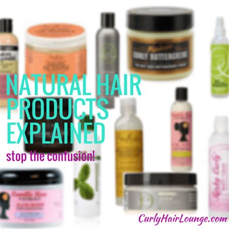 hair care natural steps natural hair products explained curly hair lounge
