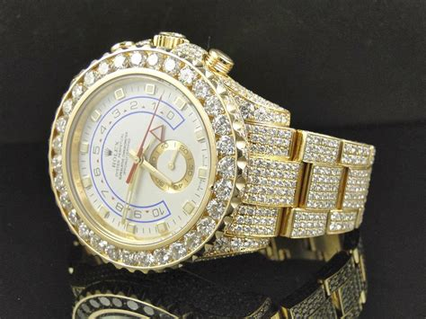 trends for rolex gold diamantbilds