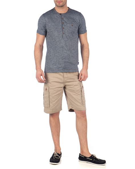 teds casual ted baker sezlie casual cargo shorts in