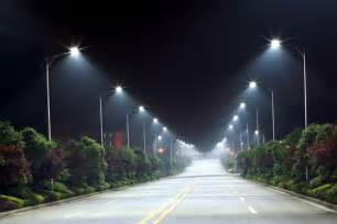 convert light years to led lighting roll out to save city 163 77m 20