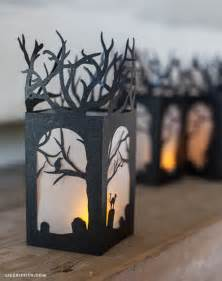 How To Make Halloween Decorations With Paper Diy Paper Lanterns For Halloween Decorations Lia Griffith