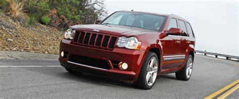 jeep srt 2009 2009 jeep grand srt8 test drive