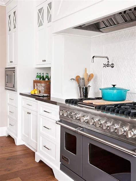 bright english kitchen style with white cabinetry and a white kitchens we love stove bright kitchens and kitchens