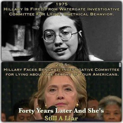 Hillary Memes - photo brutal meme exposes disturbing history of hillary