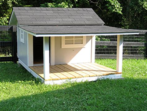 dog houses with porch custom dog kennel with shaded porch make in march pinterest porch dog and dog