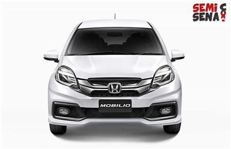 Tv Mobil Honda Mobilio spesifikasi dan harga honda mobilio curan otomotif