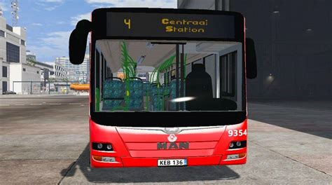 swedish bus skin sl gta modscom