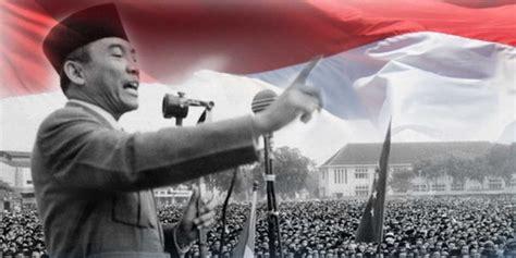 Merah Putih Merdeka kenapa bendera indonesia merah putih ini jawaban soekarno