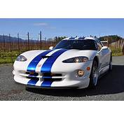 1998 DODGE VIPER GTS R COUPE