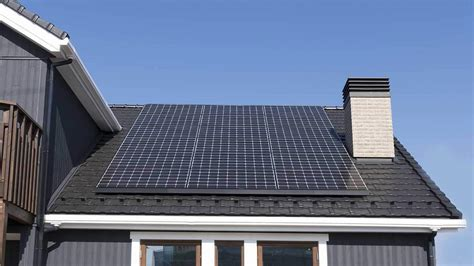 standard solar residential residential solar panels we chose the panasonic n325 modules for the rooftop arrays for our