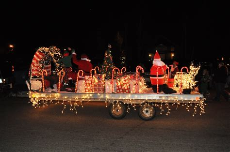 lighted christmas parade ideas flower mound parade i am marks