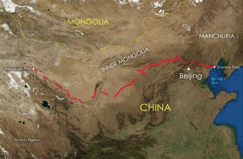 grande porto cinese la vecchia testa drago il luogo dove la muraglia