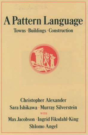 pattern language book review a pattern language towns buildings construction by
