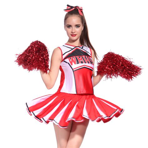 7 Costumes For Your High School by Glee High School Cheer Sports Club