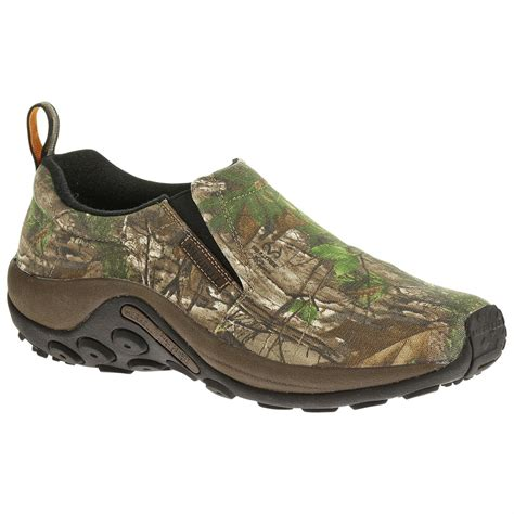camo shoes merrell jungle moc camo shoes 617452 casual shoes at