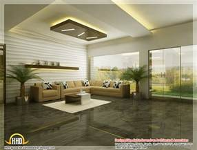 3d Home Design Ideas beautiful 3d interior office designs kerala home design