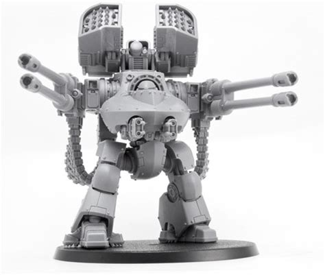 deredeo pattern dreadnought review hobby bending resin the ugly side of forge world bell