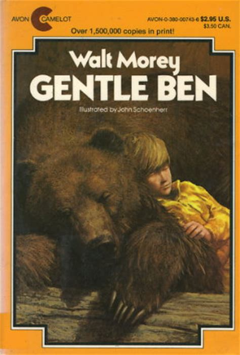 gentle ben by walt morey fictiondb