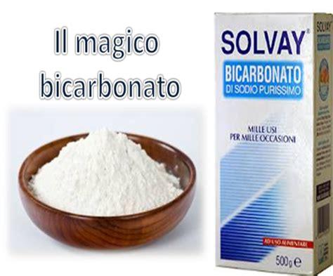 bicarbonato da cucina bicarbonato di sodio