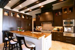 Tuscan Kitchen Islands dise 241 os de cocinas integrales modernas deco de