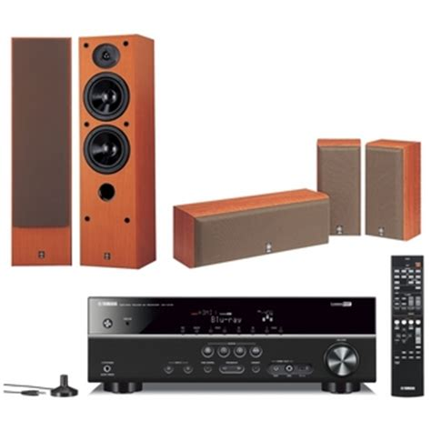 home theater system beginner series 5 1ch home theater