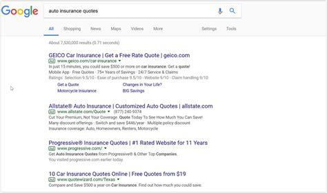 Car Insurance Finder by How To Choose Auto Insurance Coverage Search Tips To