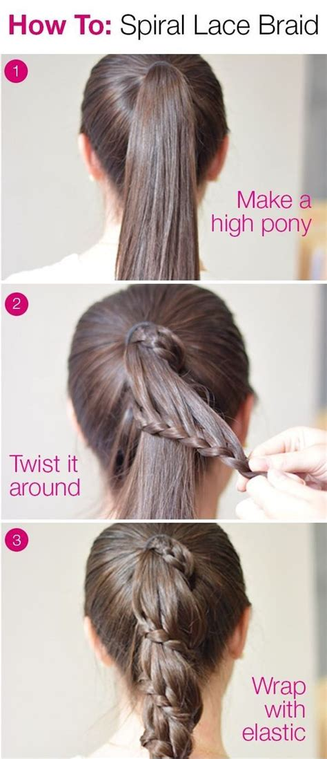 handouts on how to braid hair 1104 best life beauty hacks images on pinterest