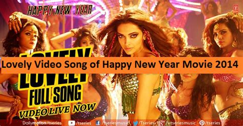 lovely mp3 lovely full hd video audio mp3 song happy new year movie